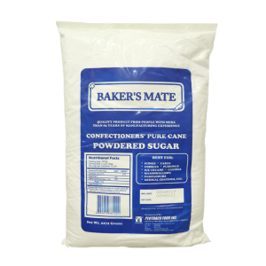 Baker's Mate Powdered Sugar