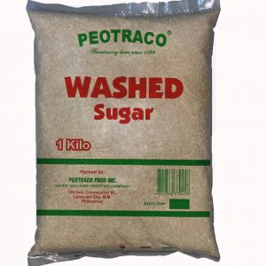 Washed Sugar